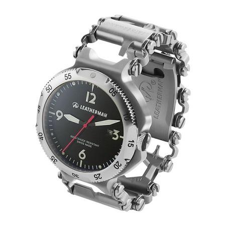 Leatherman horloge