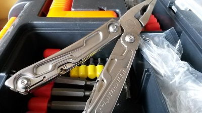 Leatherman Rev Graveren