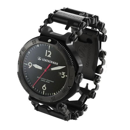 Leatherman watch